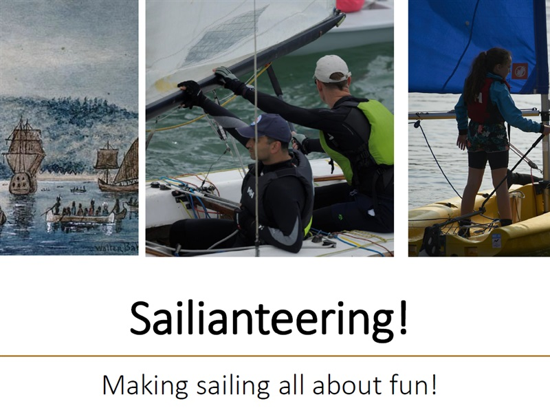Making Sailing All About Fun